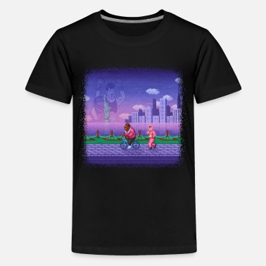 Punch Out Out Punch Training - Kids' Premium T-Shirt