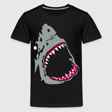 Sharky - Kids' Premium T-Shirt