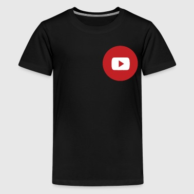 I love Youtube - Kids' Premium T-Shirt