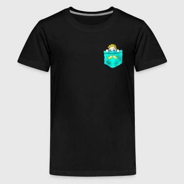 Pocket Vendy - Kids' Premium T-Shirt