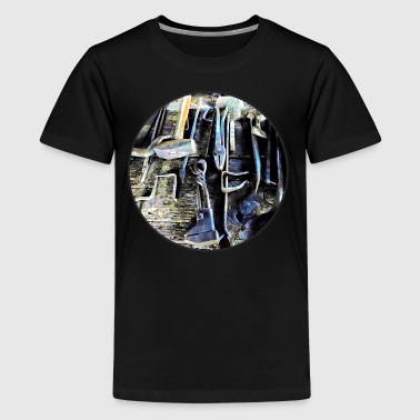 Blacksmith Tools - Kids' Premium T-Shirt