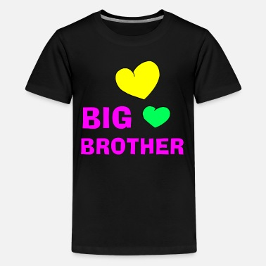 New Big Brother Big Brother  - Kids' Premium T-Shirt