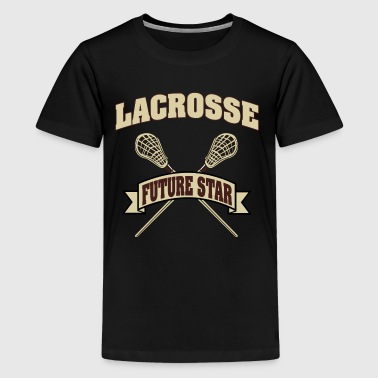 Lacrosse Future Star Kid's - Kids' Premium T-Shirt