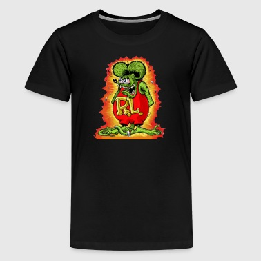 Ratty Guadalupe - Kids' Premium T-Shirt