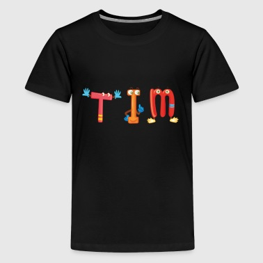 Tim - Kids' Premium T-Shirt