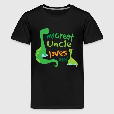 Great Nephew Great Uncle - Kids' Premium T-Shirt