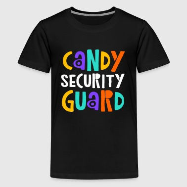 Candy Security Guard - Kids' Premium T-Shirt