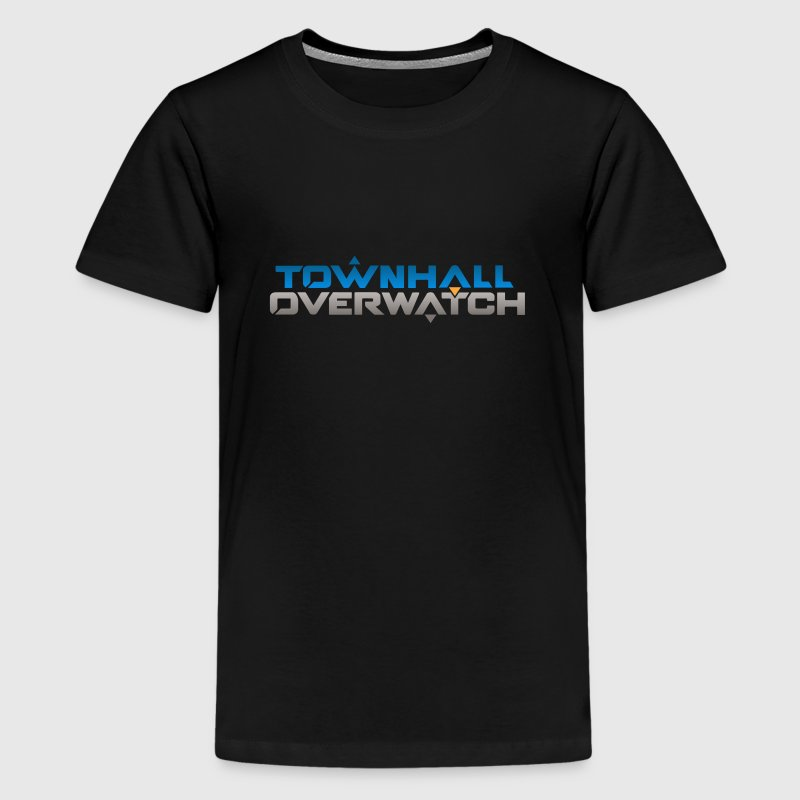 TownHall Overwatch Official Shirt - Kids' Premium T-Shirt