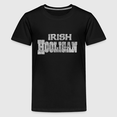 Classic Irish Hooligan Funny - Kids' Premium T-Shirt