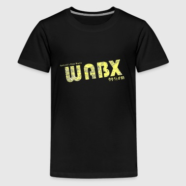 Old School WABX Radio - Kids' Premium T-Shirt