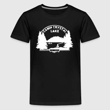 Camp Crystal Lake - Kids' Premium T-Shirt