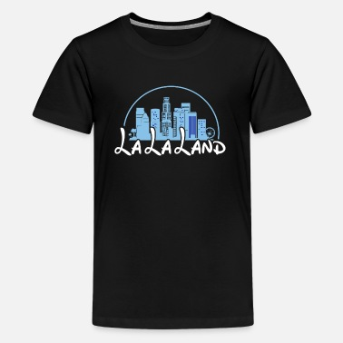 Bendy-and-the-ink-machine Lalaland - Kids' Premium T-Shirt