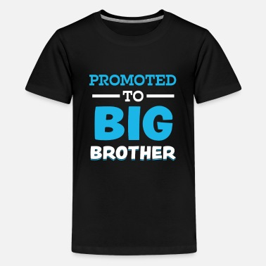 Big Brother Funny Boys Promoted to Big Brother Shirt - Kids' Premium T-Shirt