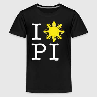 I love the Philippines - Kids' Premium T-Shirt