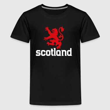 Scotland Lion UK Scottish - Kids' Premium T-Shirt