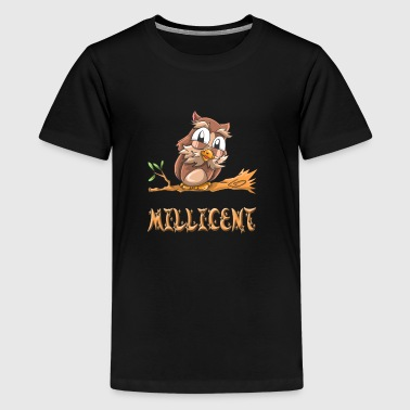 Millicent Owl - Kids' Premium T-Shirt