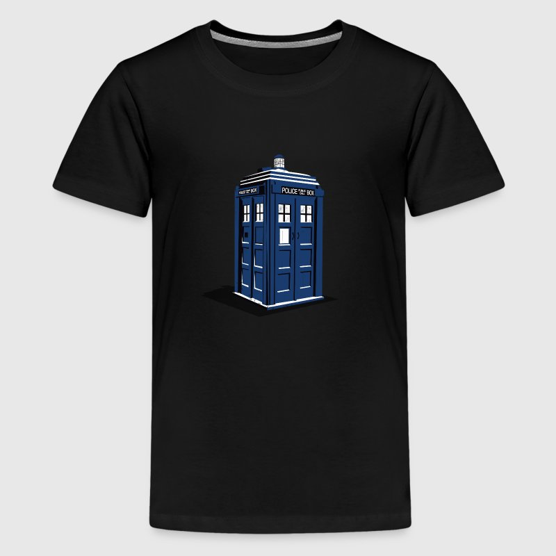 The Traveller - Kids' Premium T-Shirt