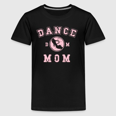 College Sports Dance Mom College Sport Style - Kids' Premium T-Shirt