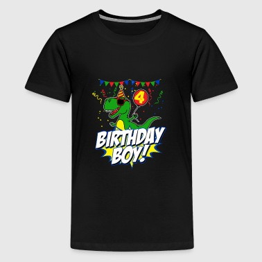 (Gift) 4 Birthday Boys - Kids' Premium T-Shirt