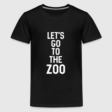ZOO - Kids' Premium T-Shirt