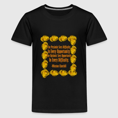Inspirational Quotes - Kids' Premium T-Shirt