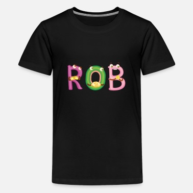 Robs Rob - Kids' Premium T-Shirt