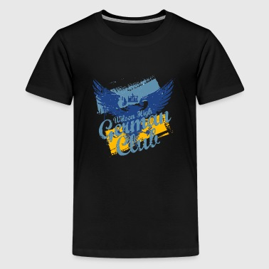 High German Wilson High German Club - Kids' Premium T-Shirt