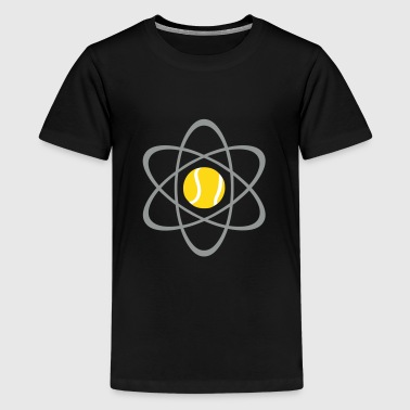 tennis atom - Kids' Premium T-Shirt