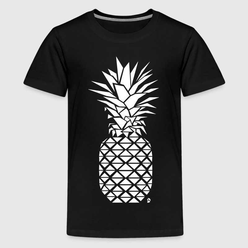 AD Geometric Pineapple - Kids' Premium T-Shirt