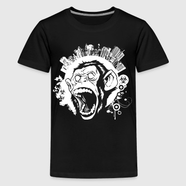 Urban Monkey - Kids' Premium T-Shirt