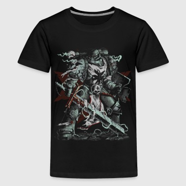 Black Templars - Kids' Premium T-Shirt