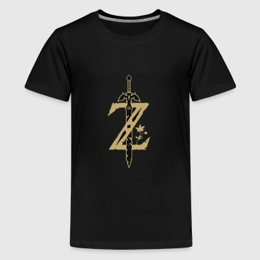 Legends of Zelda - Kids' Premium T-Shirt