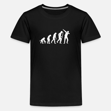 90s Hip Hop Geek Evolution Dab / Dabbing - Kids' Premium T-Shirt