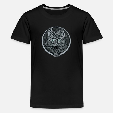 Celtic SNEULV - Kids' Premium T-Shirt