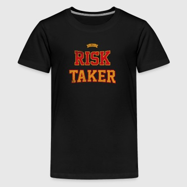 The Risk Taker - Kids' Premium T-Shirt