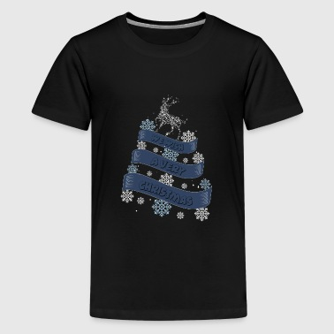 Christmas Wish - Kids' Premium T-Shirt