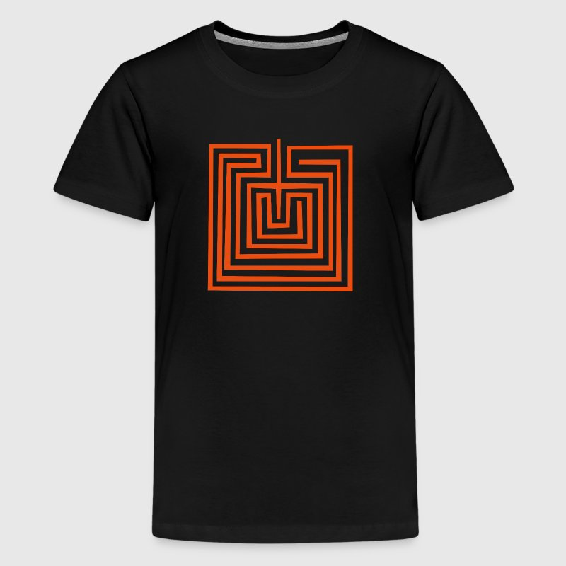 Mother Earth Or Maze Hopi Native American Symbol By Branbran
