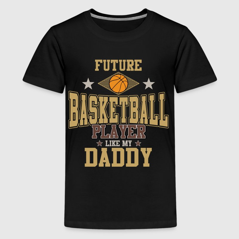 Future Basketball Player - Kids' Premium T-Shirt