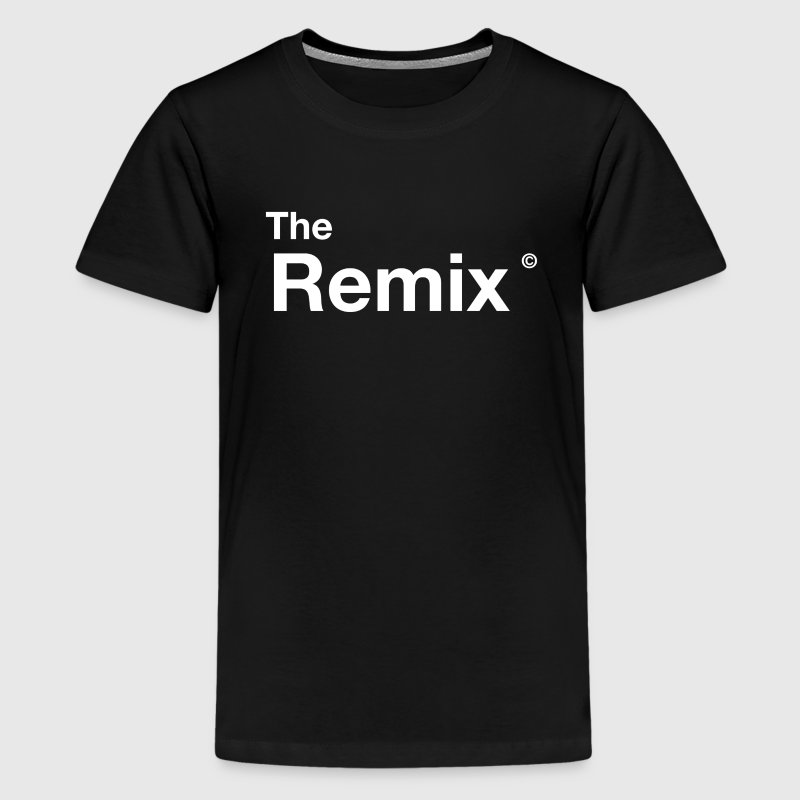 the REMIX kid team shirt with original dad father - Kids' Premium T-Shirt