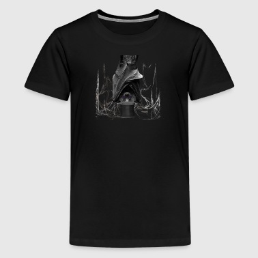 Saturn bat - Kids' Premium T-Shirt