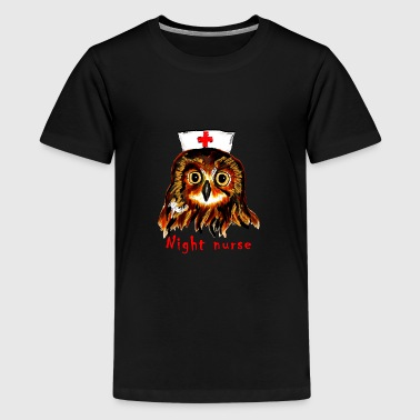 night nurse - Kids' Premium T-Shirt