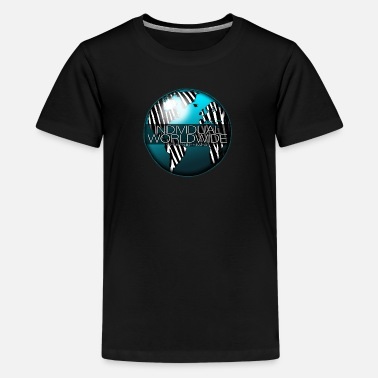 Individualism individual worldwide - Kids' Premium T-Shirt