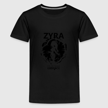 Zyra Feel the thorns, Embrace - Kids' Premium T-Shirt