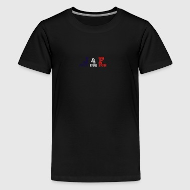 J4F' just for fun - Kids' Premium T-Shirt