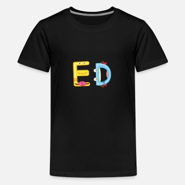 Sheeran Ed - Kids' Premium T-Shirt