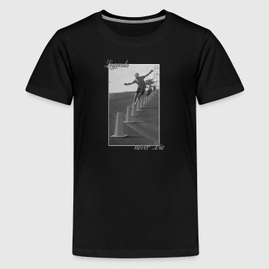 Longboard Legends never Die - Brian Logan - Kids' Premium T-Shirt