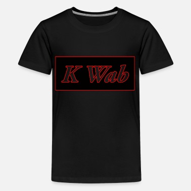 Shirtlogo ShirtLogo with Red stroke.png - Kids' Premium T-Shirt