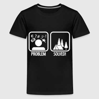Solve Problems problem solved - Kids' Premium T-Shirt