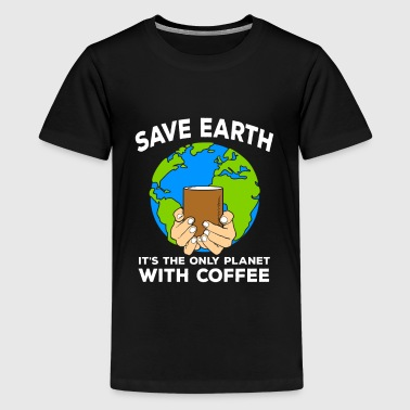 Save Earth Save Nature Planet World Earth Day - Kids' Premium T-Shirt