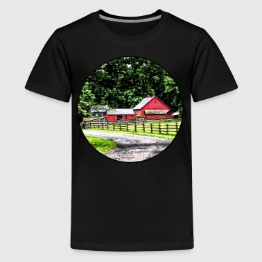 Red Barn - Kids' Premium T-Shirt